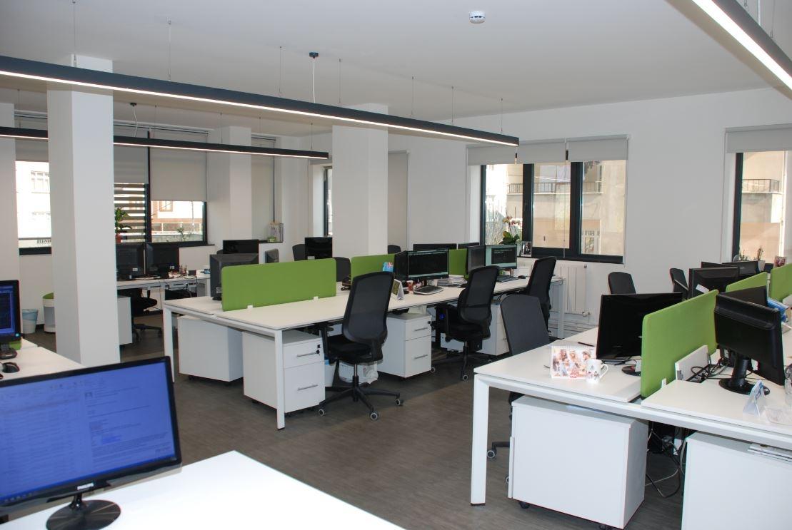 Yeşil Açık Ofis